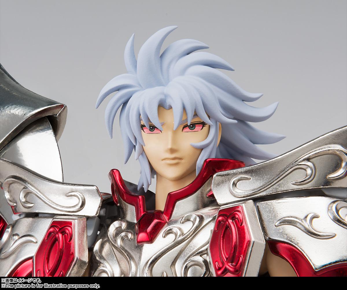 聖闘士聖衣神話EX『戦神アレス』セインティア翔 可動フィギュア-004