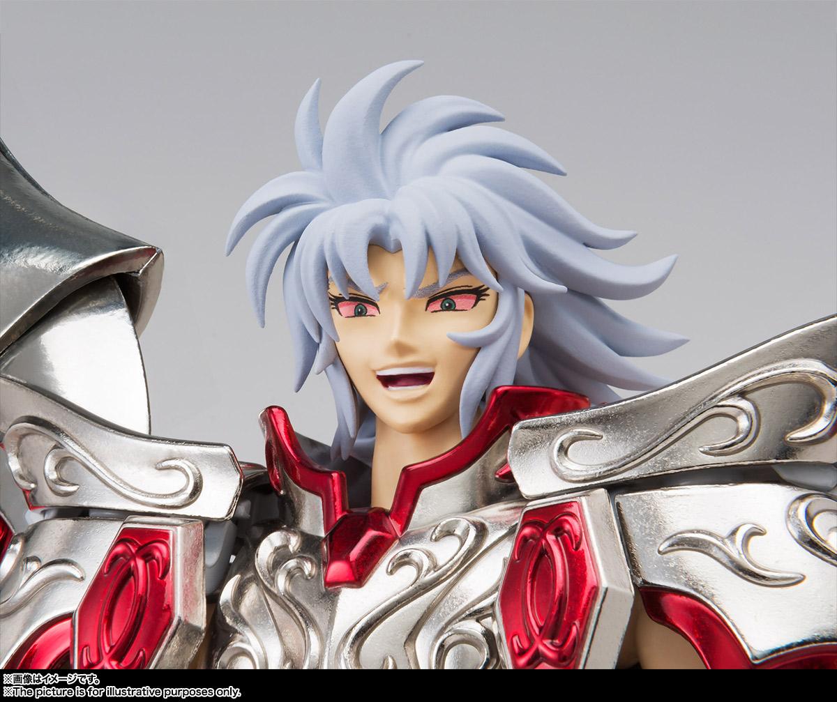 聖闘士聖衣神話EX『戦神アレス』セインティア翔 可動フィギュア-005