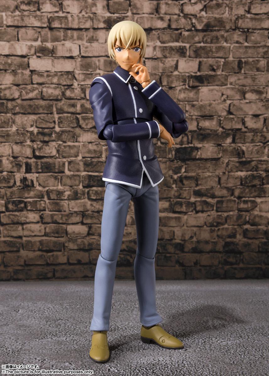 S.H.フィギュアーツ『安室透』名探偵コナン 可動フィギュア-001