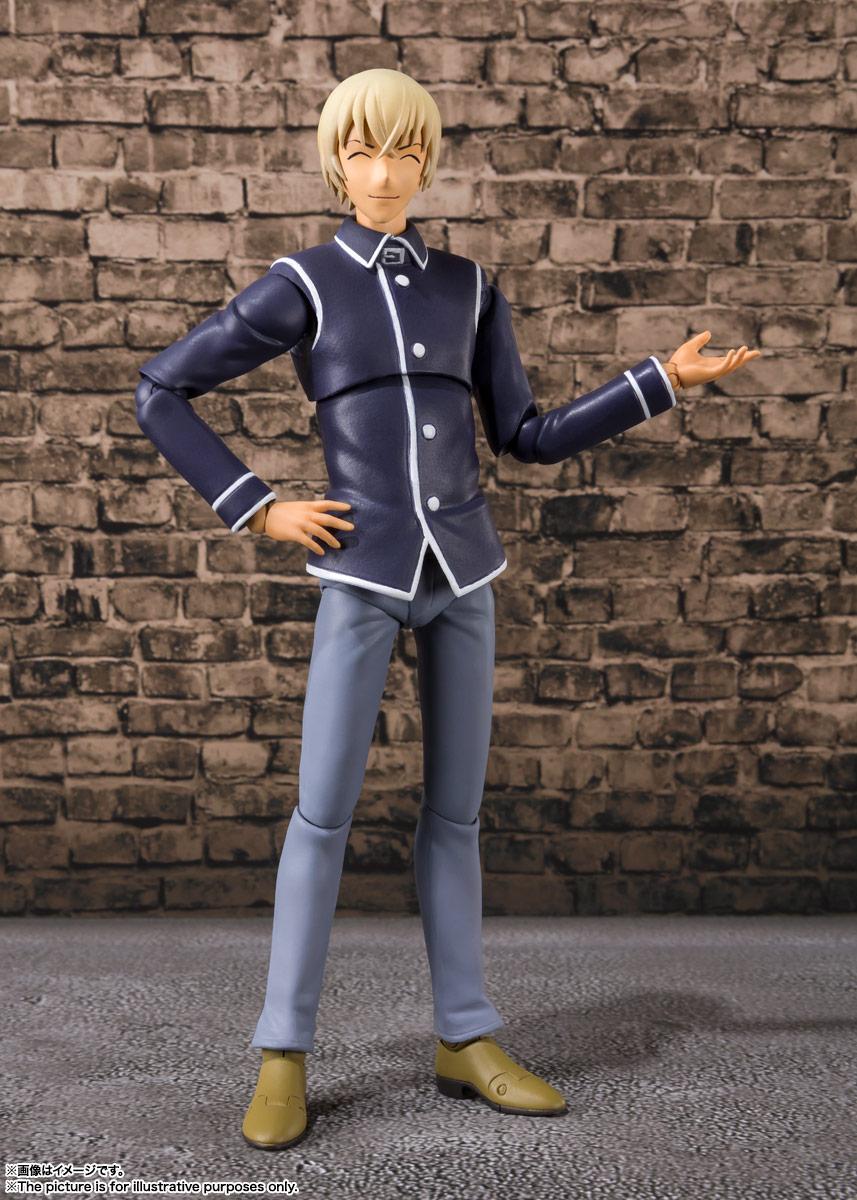 S.H.フィギュアーツ『安室透』名探偵コナン 可動フィギュア-002
