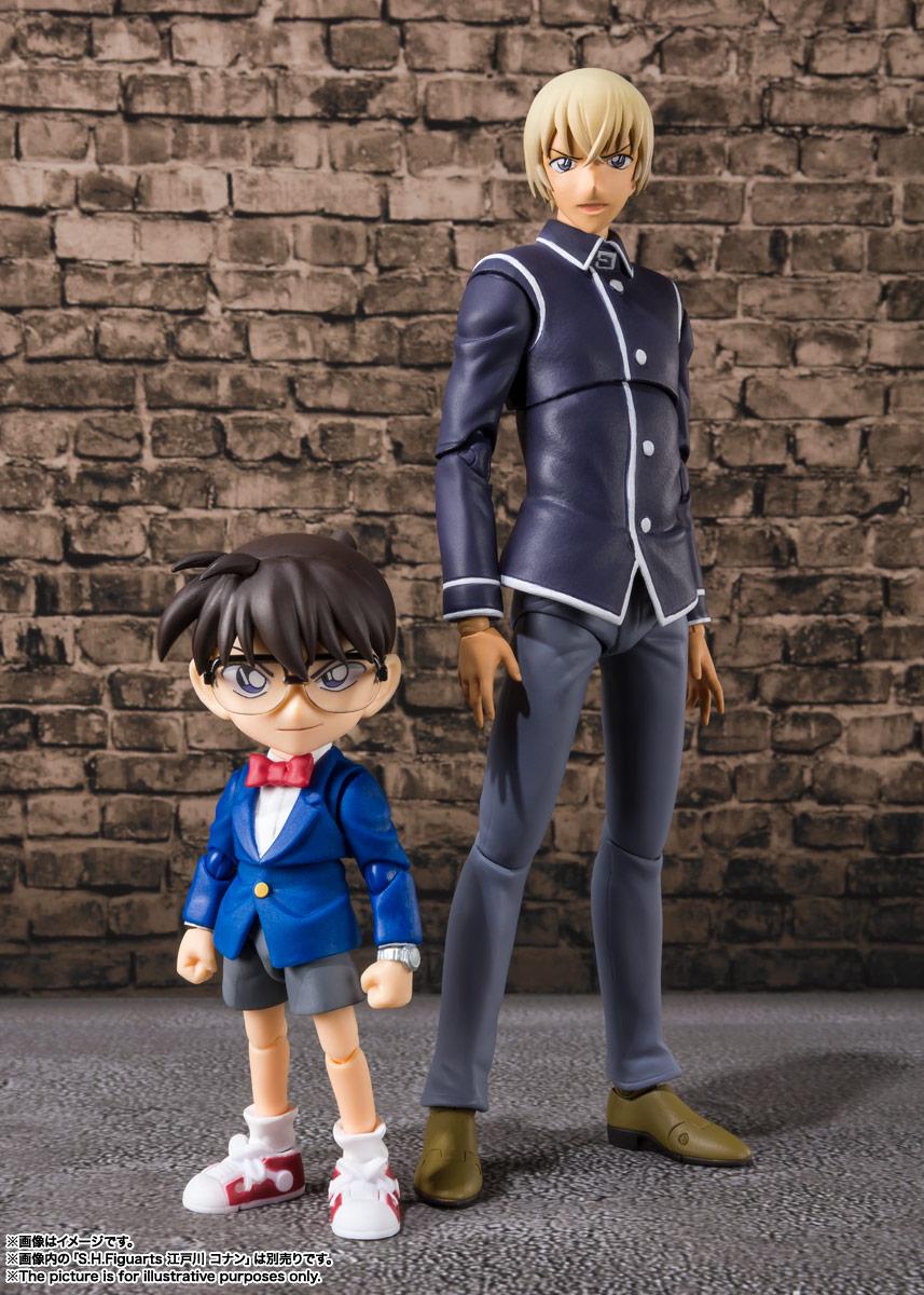 S.H.フィギュアーツ『安室透』名探偵コナン 可動フィギュア-006