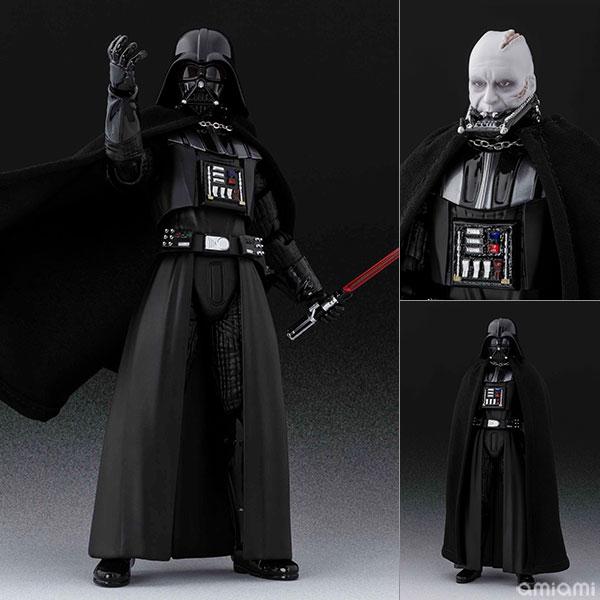 S.H.Figuarts『ダース・ベイダー(Star Wars: Episode VI Return of the Jedi)』スター・ウォーズ 可動フィギュア