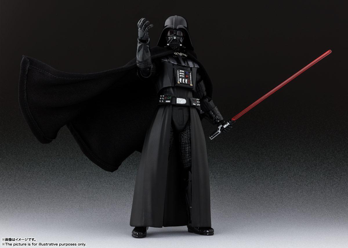 S.H.Figuarts『ダース・ベイダー(Star Wars: Episode VI Return of the Jedi)』スター・ウォーズ 可動フィギュア-001