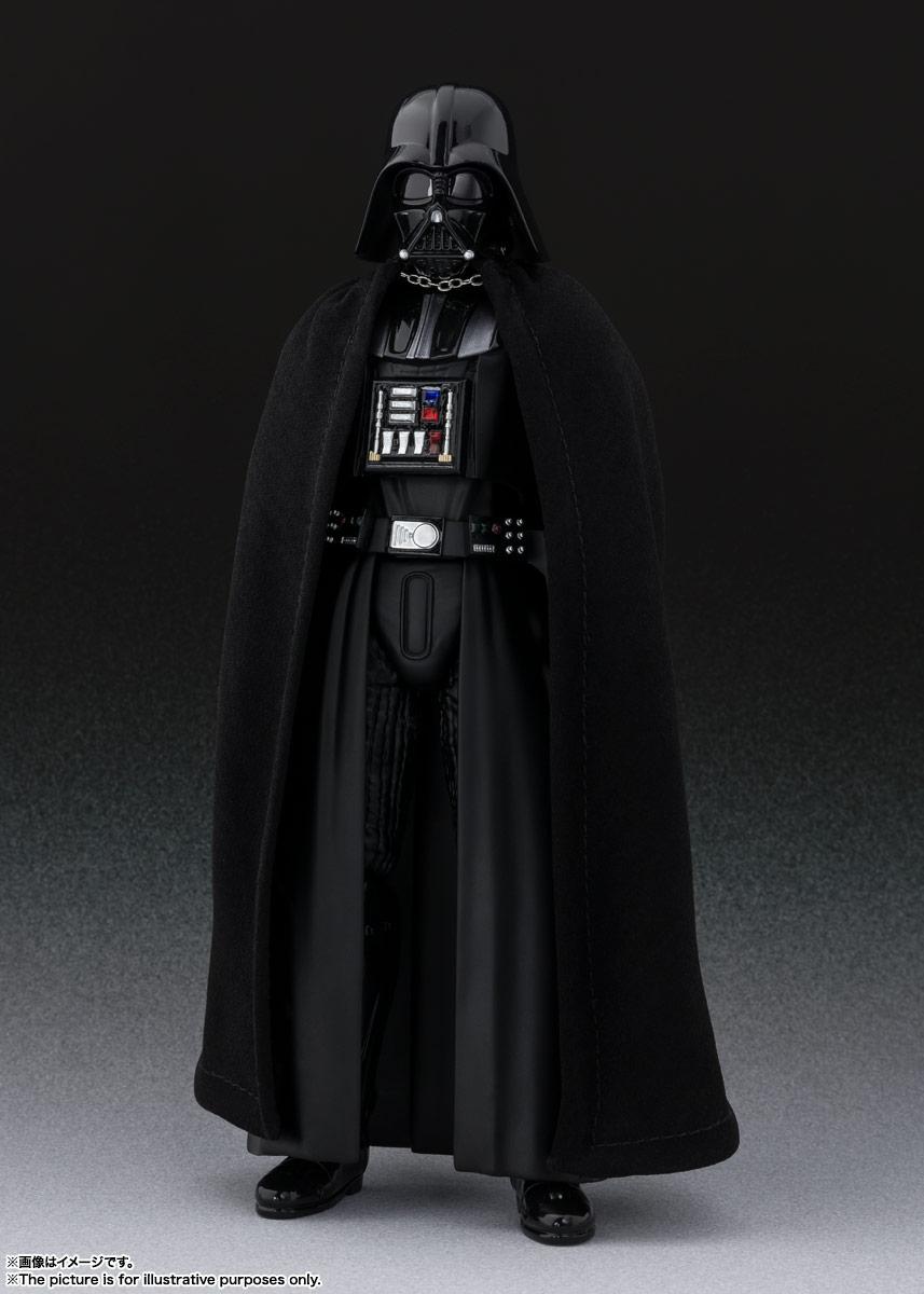S.H.Figuarts『ダース・ベイダー(Star Wars: Episode VI Return of the Jedi)』スター・ウォーズ 可動フィギュア-003