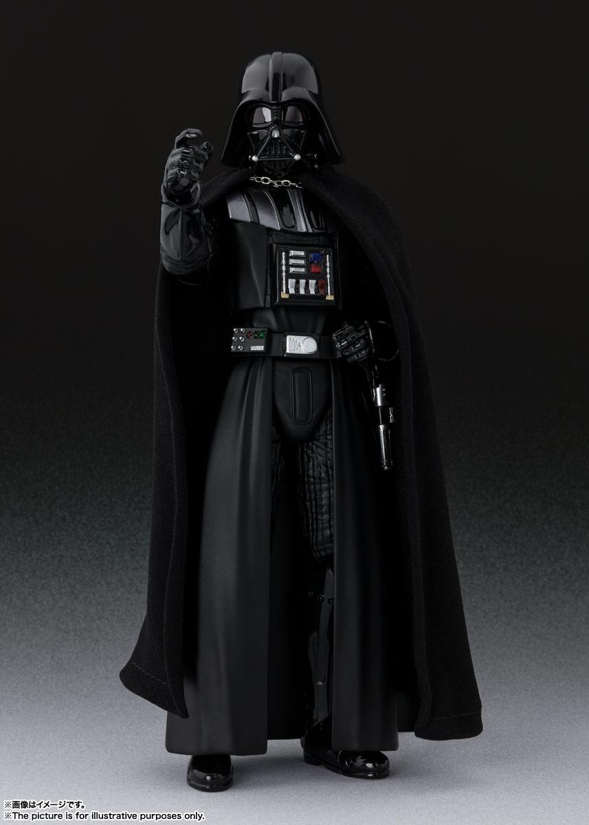 S.H.Figuarts『ダース・ベイダー(Star Wars: Episode VI Return of the Jedi)』スター・ウォーズ 可動フィギュア-004