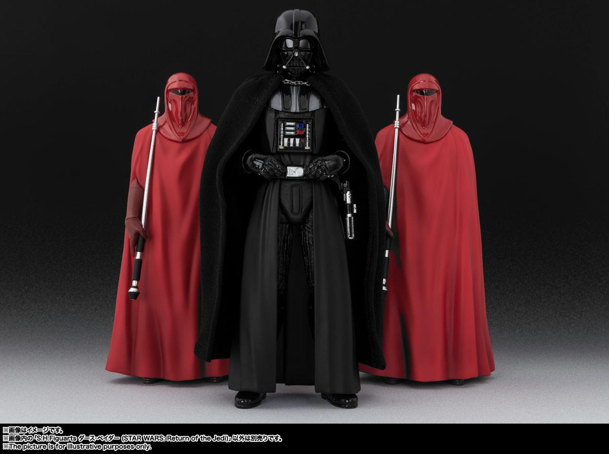 S.H.Figuarts『ダース・ベイダー(Star Wars: Episode VI Return of the Jedi)』スター・ウォーズ 可動フィギュア-011