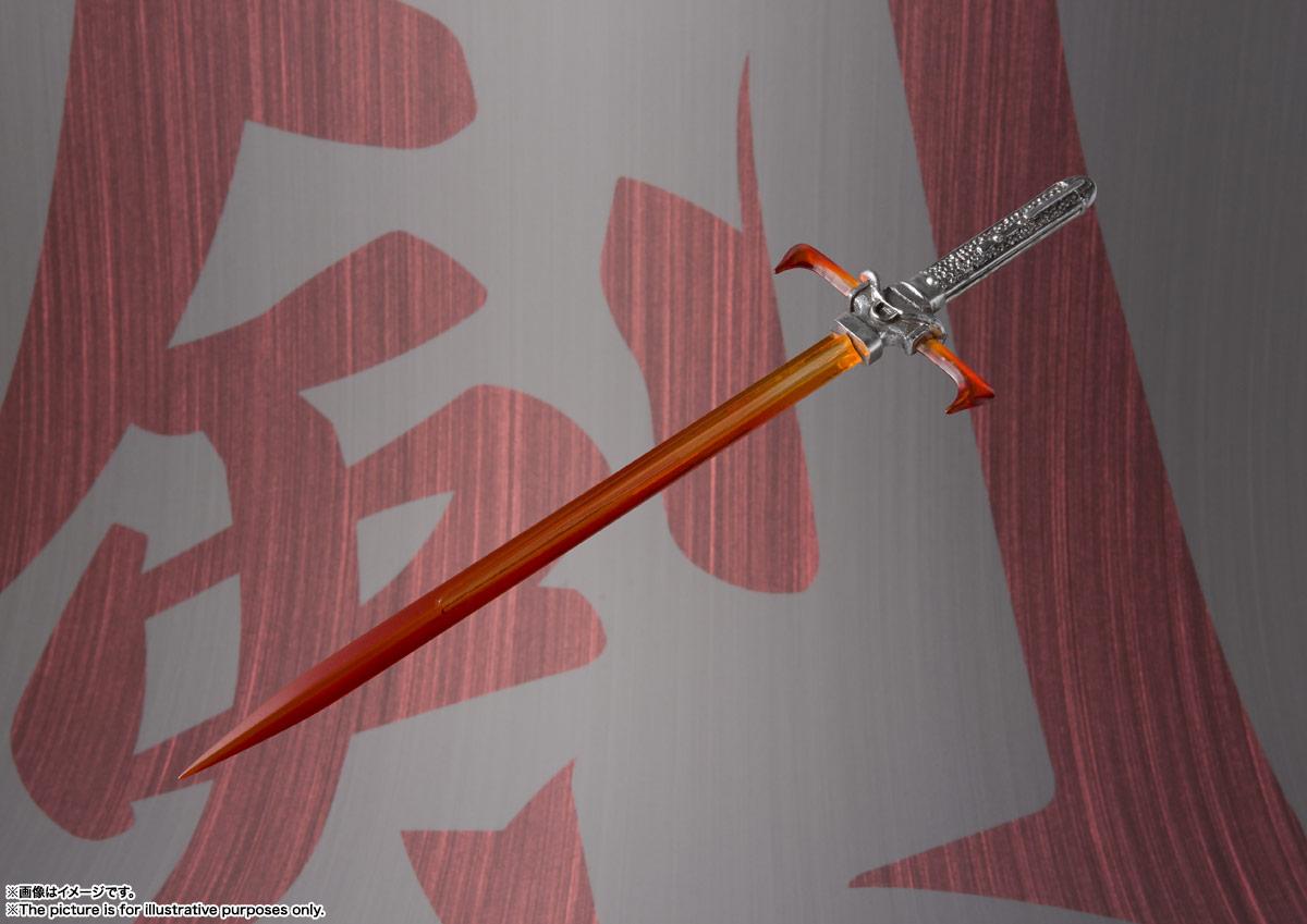 名将MOVIE REALIZATION『侍大将カイロ・レン』スター・ウォーズ 可動フィギュア-008