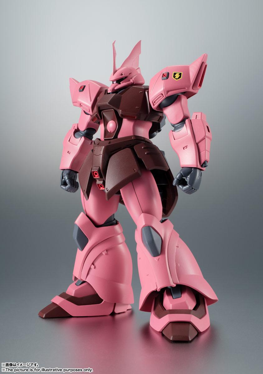 ROBOT魂〈SIDE MS〉『MS-14JG ゲルググJ ver. A.N.I.M.E.』可動フィギュア-001