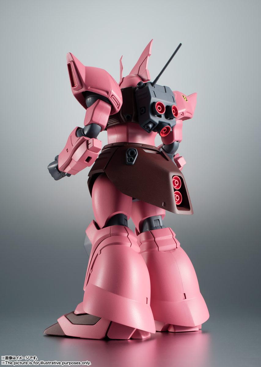 ROBOT魂〈SIDE MS〉『MS-14JG ゲルググJ ver. A.N.I.M.E.』可動フィギュア-002