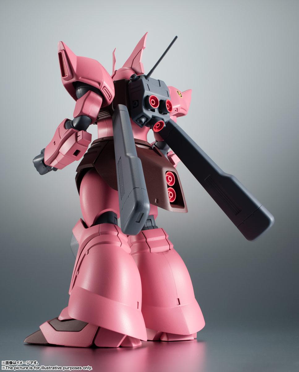 ROBOT魂〈SIDE MS〉『MS-14JG ゲルググJ ver. A.N.I.M.E.』可動フィギュア-003