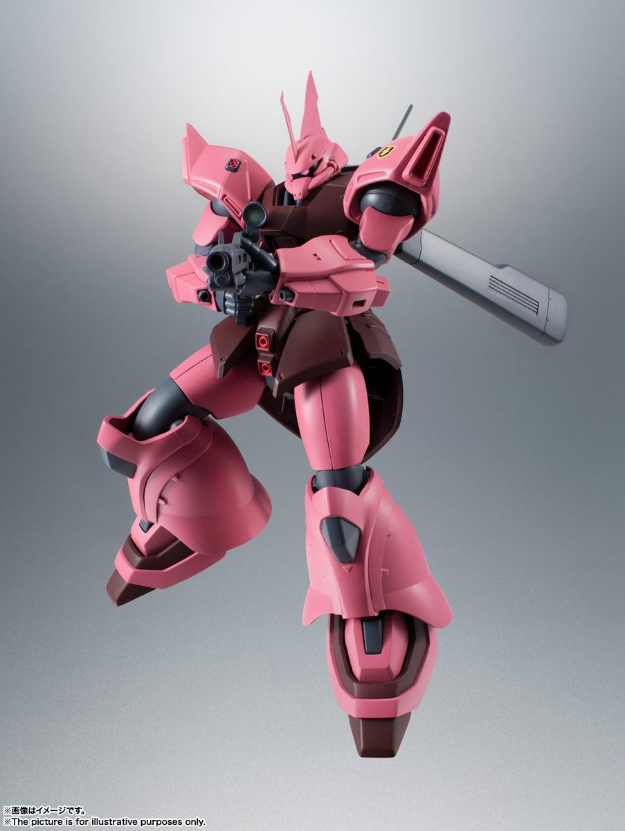 ROBOT魂〈SIDE MS〉『MS-14JG ゲルググJ ver. A.N.I.M.E.』可動フィギュア-006