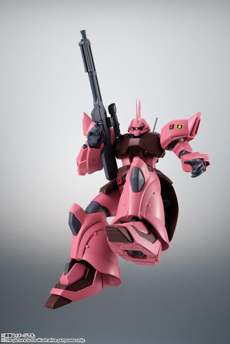 ROBOT魂〈SIDE MS〉『MS-14JG ゲルググJ ver. A.N.I.M.E.』可動フィギュア-008