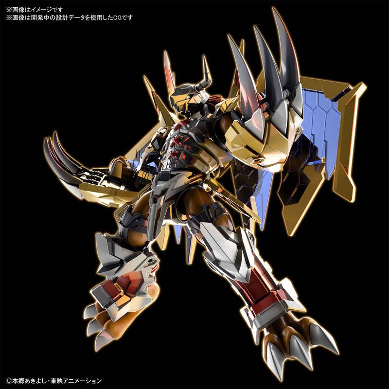 Figure-rise Standard『ウォーグレイモン(AMPLIFIED)』デジモンアドベンチャー プラモデル-001