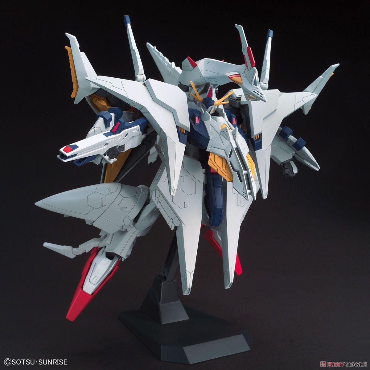 HGUC 1/144『ペーネロペー』機動戦士ガンダム 閃光のハサウェイ プラモデル-003