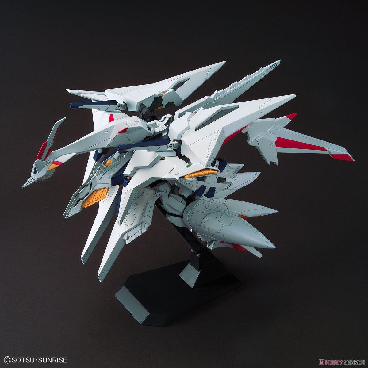 HGUC 1/144『ペーネロペー』機動戦士ガンダム 閃光のハサウェイ プラモデル-006