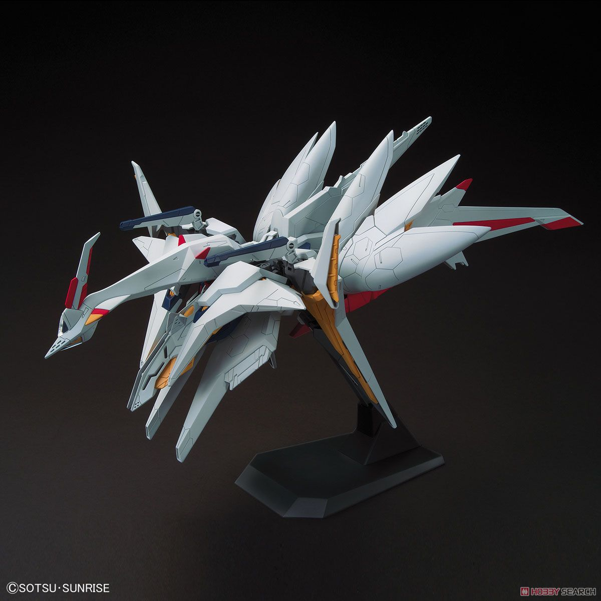 HGUC 1/144『ペーネロペー』機動戦士ガンダム 閃光のハサウェイ プラモデル-008
