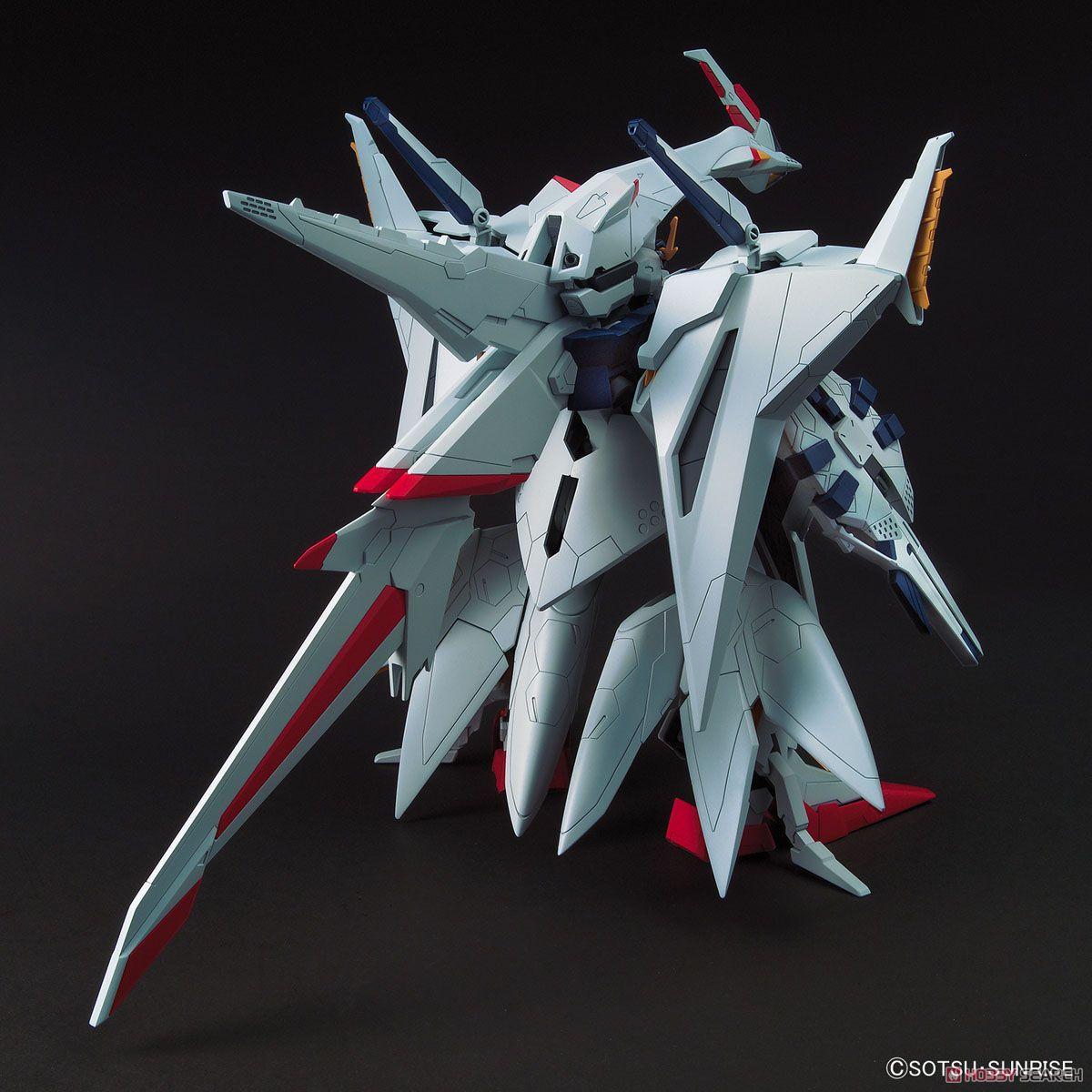 HGUC 1/144『ペーネロペー』機動戦士ガンダム 閃光のハサウェイ プラモデル-012