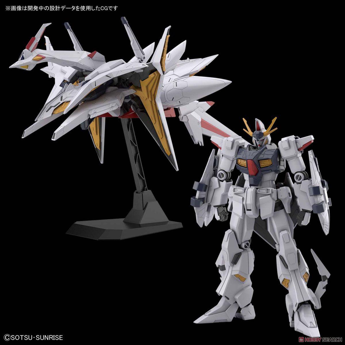 HGUC 1/144『ペーネロペー』機動戦士ガンダム 閃光のハサウェイ プラモデル-015