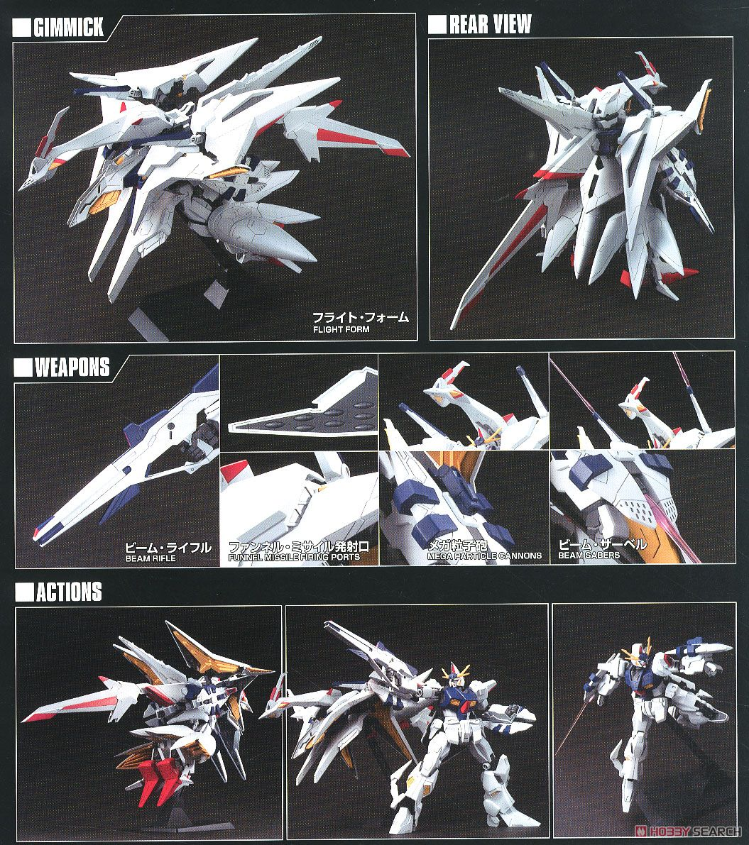 HGUC 1/144『ペーネロペー』機動戦士ガンダム 閃光のハサウェイ プラモデル-028