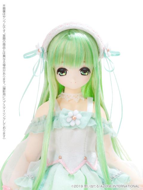Magical☆CUTE『Floral Ease Miu(みう)』えっくす☆きゅーと 1/6 完成品ドール-001