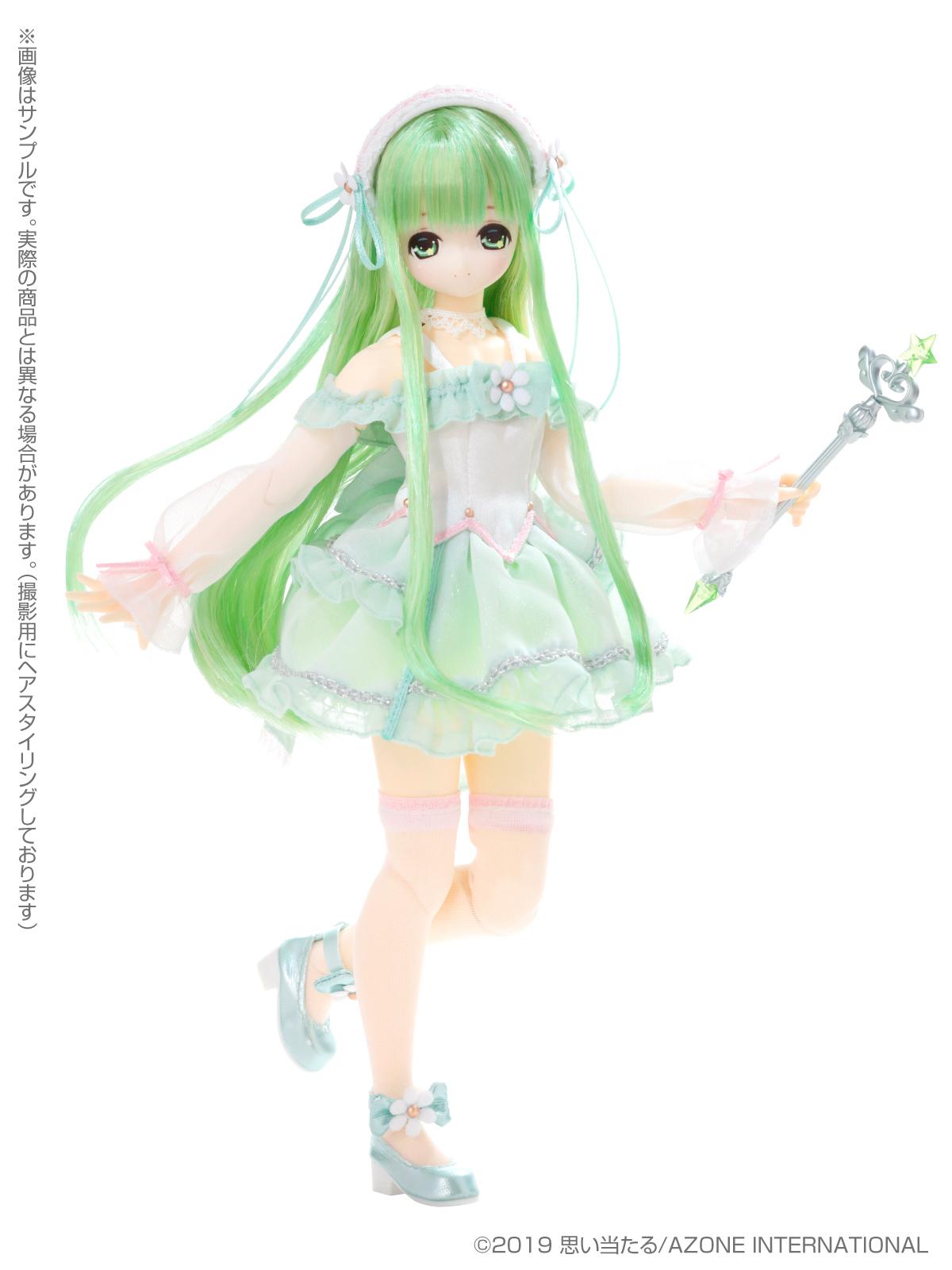 Magical☆CUTE『Floral Ease Miu(みう)』えっくす☆きゅーと 1/6 完成品ドール-002
