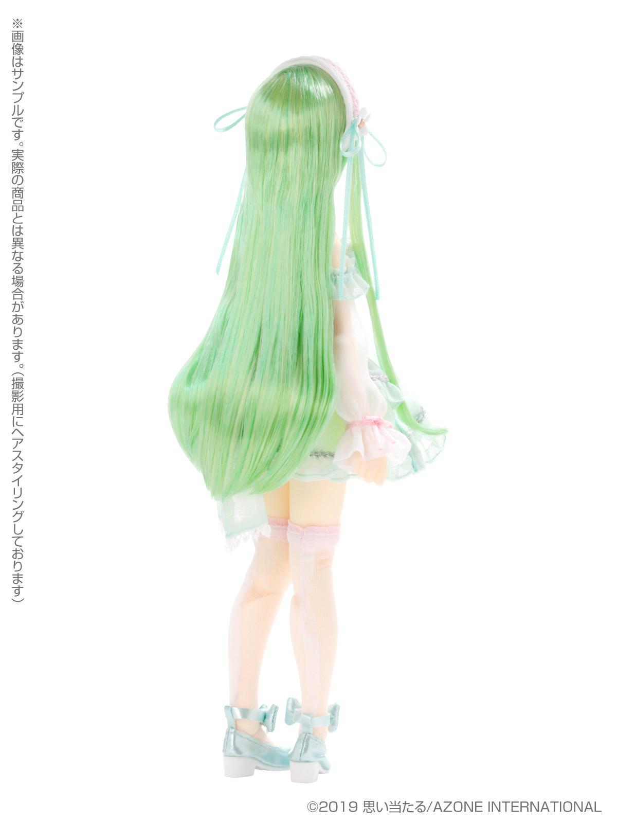 Magical☆CUTE『Floral Ease Miu(みう)』えっくす☆きゅーと 1/6 完成品ドール-005