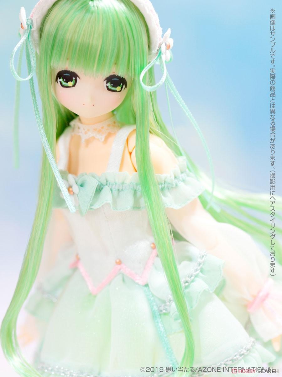 Magical☆CUTE『Floral Ease Miu(みう)』えっくす☆きゅーと 1/6 完成品ドール-006