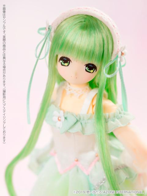 Magical☆CUTE『Floral Ease Miu(みう)』えっくす☆きゅーと 1/6 完成品ドール-008