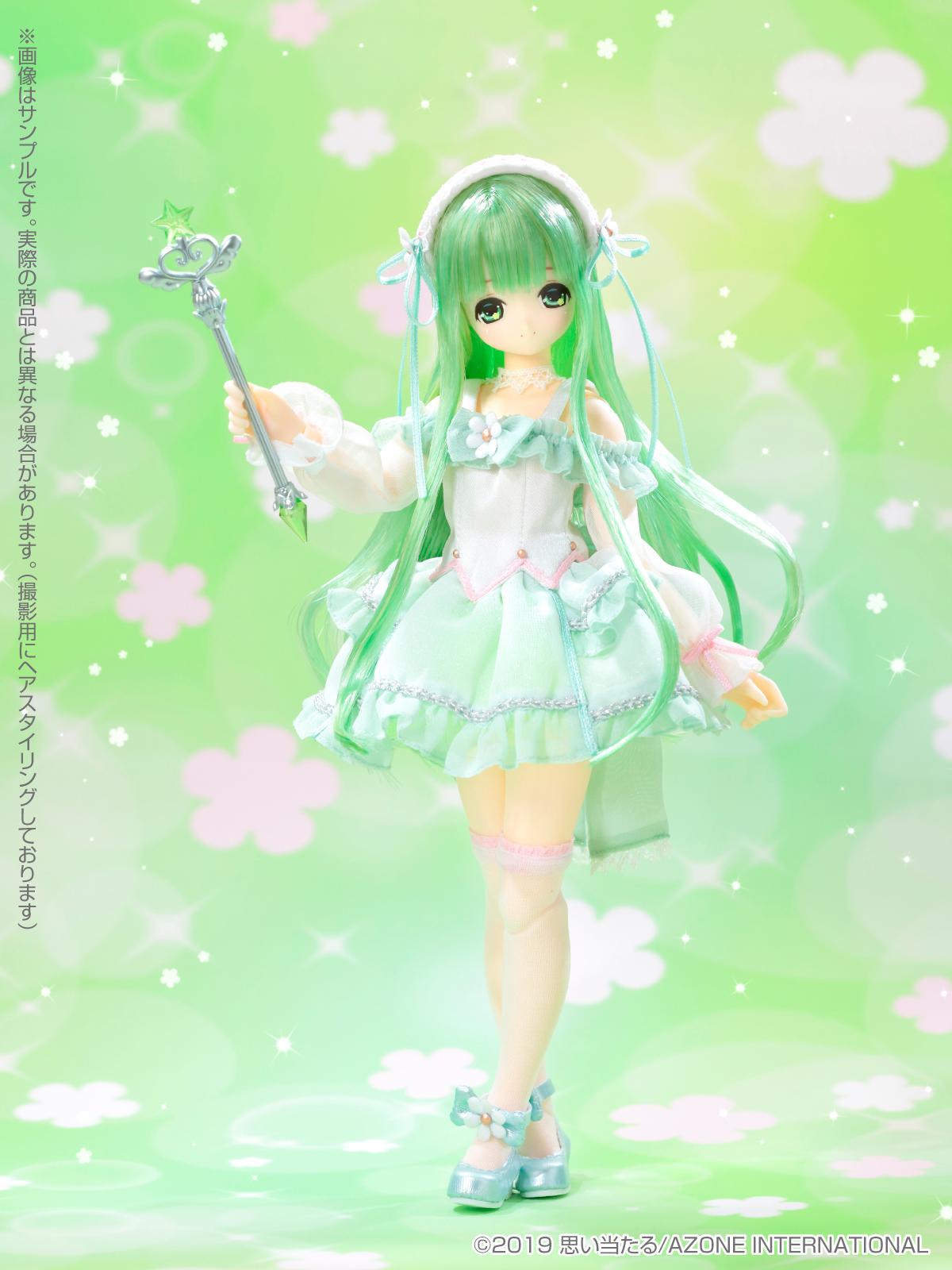 Magical☆CUTE『Floral Ease Miu(みう)』えっくす☆きゅーと 1/6 完成品ドール-009
