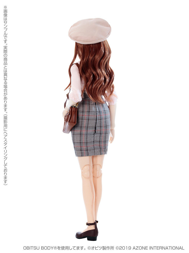 Iris Collect(アイリス コレクト)『楓子/Girly sweetheart』1/3 完成品ドール-002