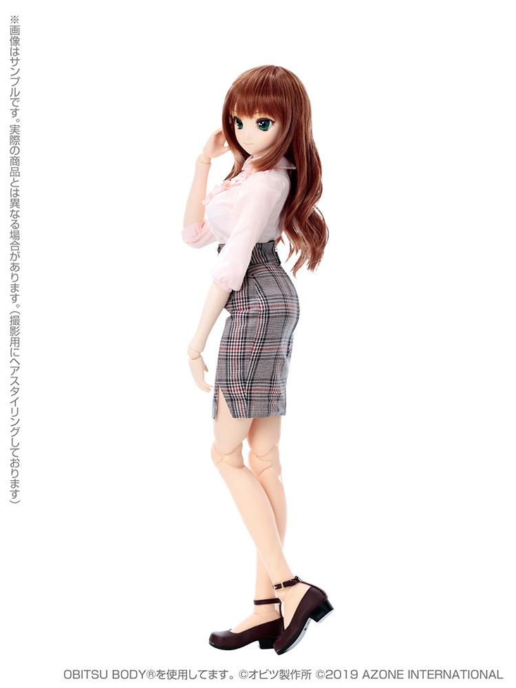 Iris Collect(アイリス コレクト)『楓子/Girly sweetheart』1/3 完成品ドール-003
