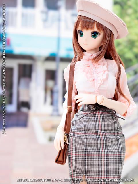Iris Collect(アイリス コレクト)『楓子/Girly sweetheart』1/3 完成品ドール-005