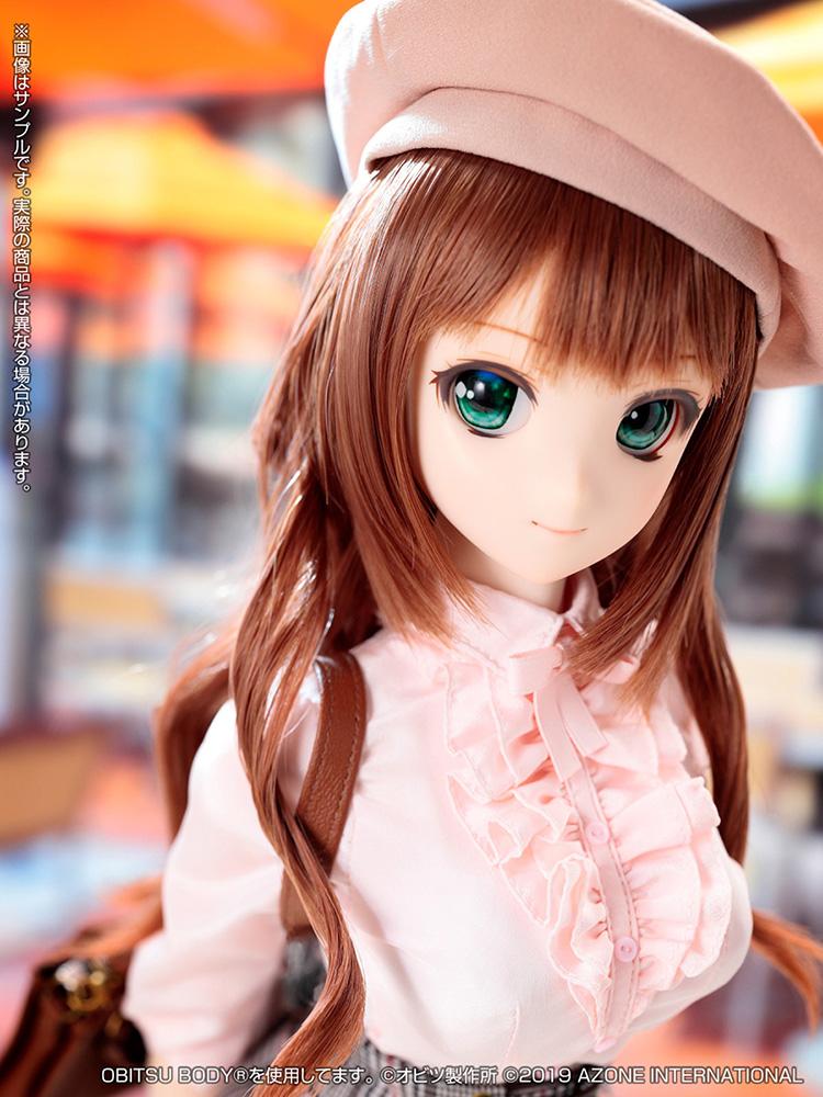 Iris Collect(アイリス コレクト)『楓子/Girly sweetheart』1/3 完成品ドール-006