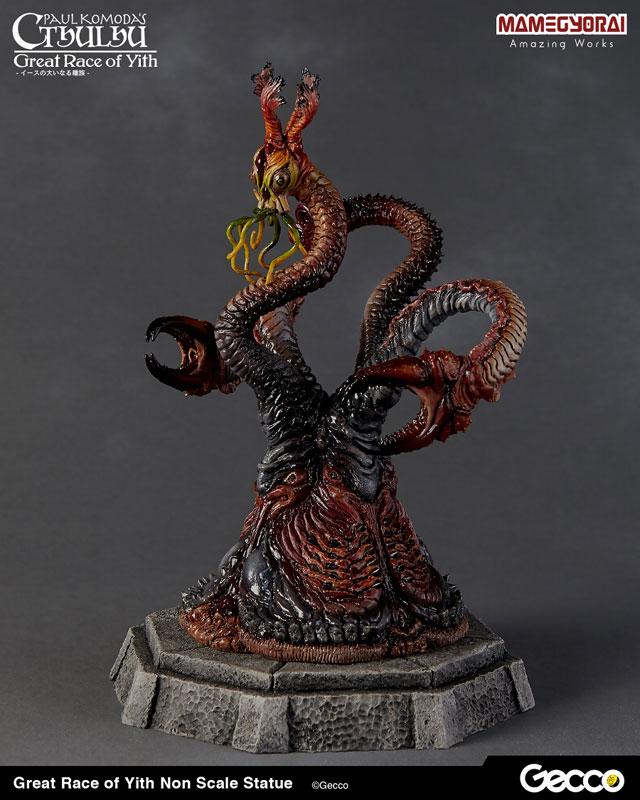 クトゥルフ神話『イースの大いなる種族』スタチュー 塗装済完成品-006