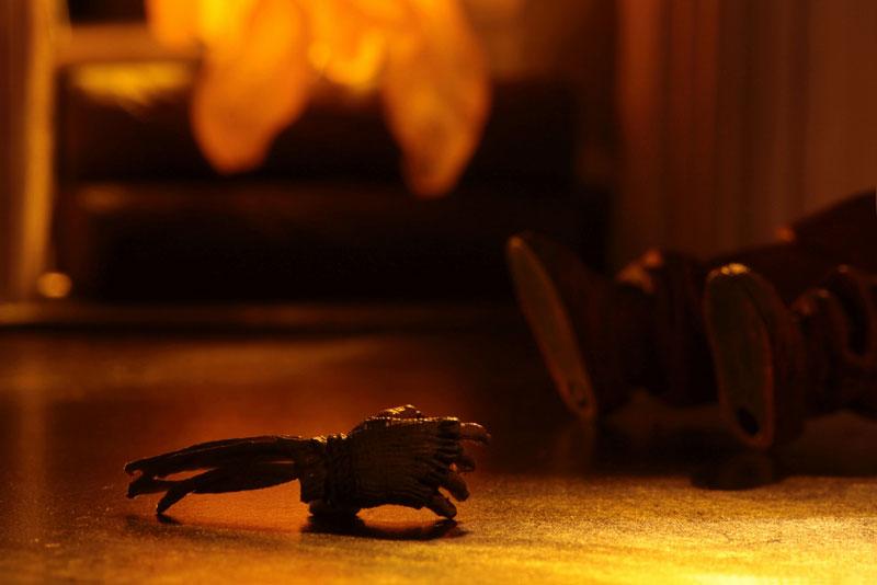 ブライアン・シンガー トリック・オア・トリート『サム』アルティメット 可動フィギュア-019