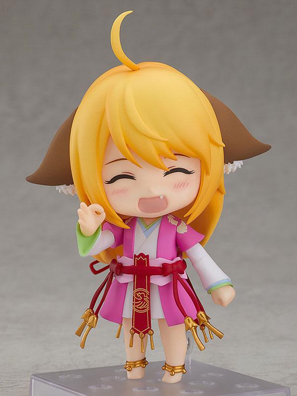 ねんどろいど『塗山スース(トサンスース)』縁結びの妖狐ちゃん 可動フィギュア-002