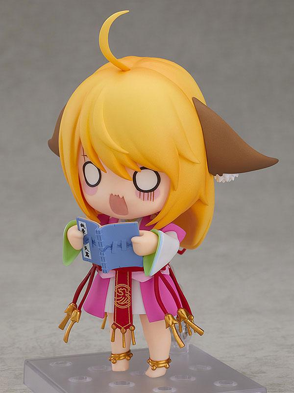 ねんどろいど『塗山スース(トサンスース)』縁結びの妖狐ちゃん 可動フィギュア-003