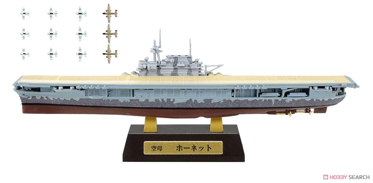 【食玩】1/2000『世界の艦船キット vol.2』プラモデル 10個入りBOX-006