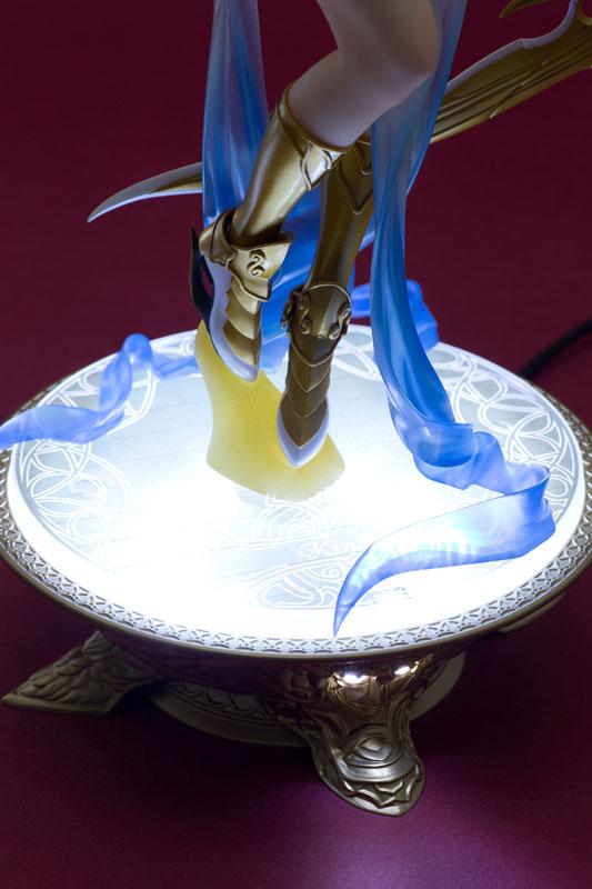 七つの美徳『サリエル~慈悲の像 降臨ノ台座版』1/8 完成品フィギュア-002