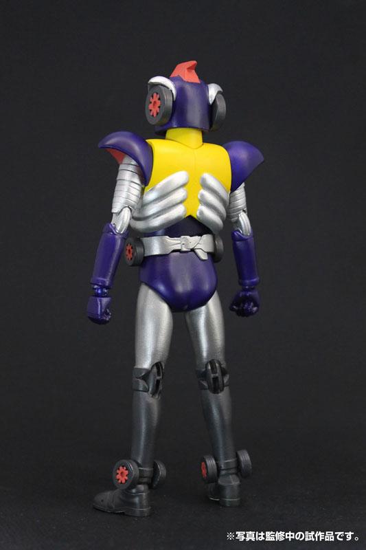 HAF(ヒーローアクションフィギュア)東映編『宇宙鉄人キョーダイン グランゼル』アクションフィギュア-006