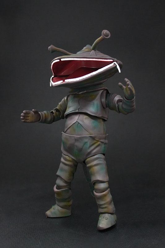 MAF(モンスターアクションフィギュア)『カネゴン』レッドマン 可動フィギュア-002