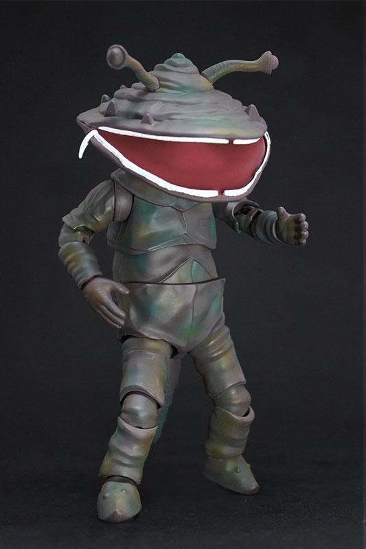 MAF(モンスターアクションフィギュア)『カネゴン』レッドマン 可動フィギュア-003