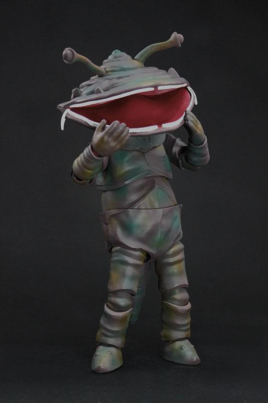 MAF(モンスターアクションフィギュア)『カネゴン』レッドマン 可動フィギュア-004