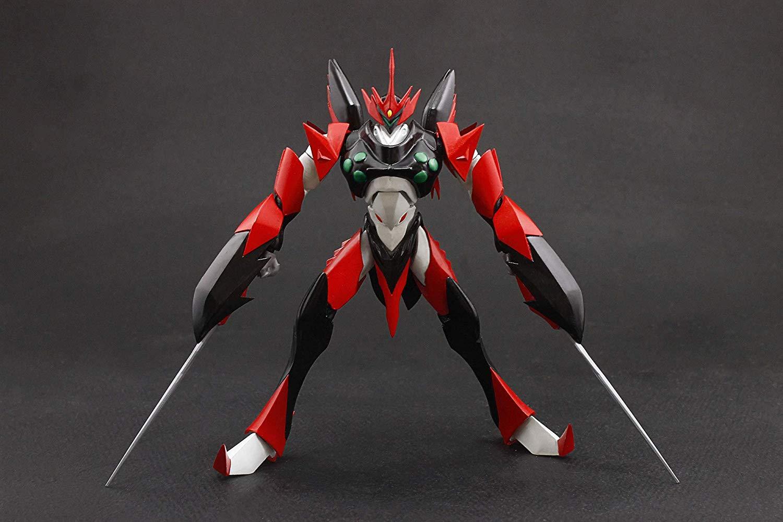 宇宙の騎士テッカマンブレード『テッカマンエビル』可動フィギュア-003
