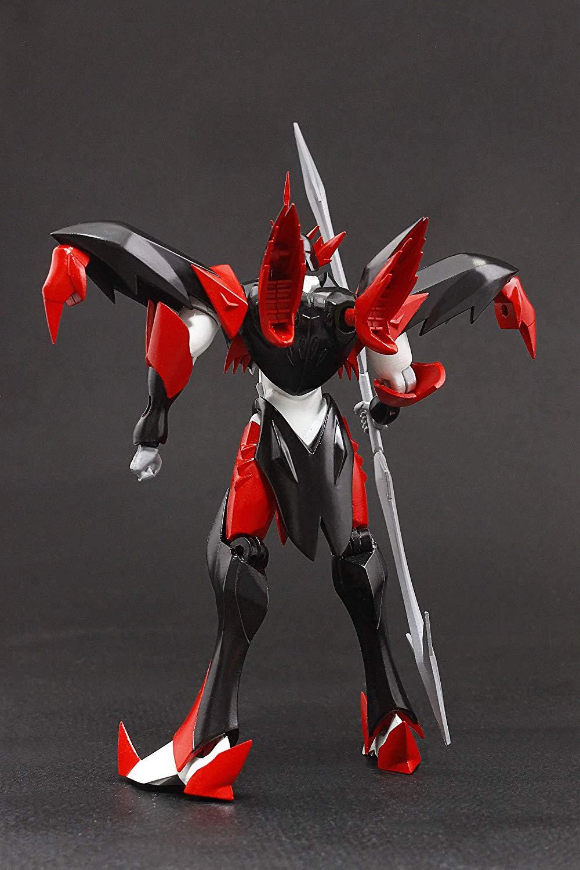 宇宙の騎士テッカマンブレード『テッカマンエビル』可動フィギュア-006