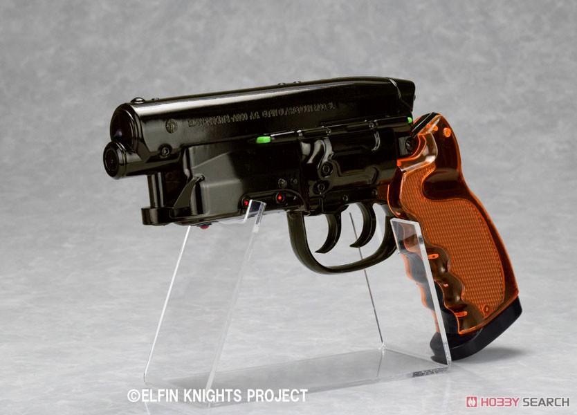 REAL FORM Water Gun 第7弾『高木型弐〇壱九年式爆水拳銃 Vol1.5 Last end スチールブラック』1/1 ウォーターガン-002