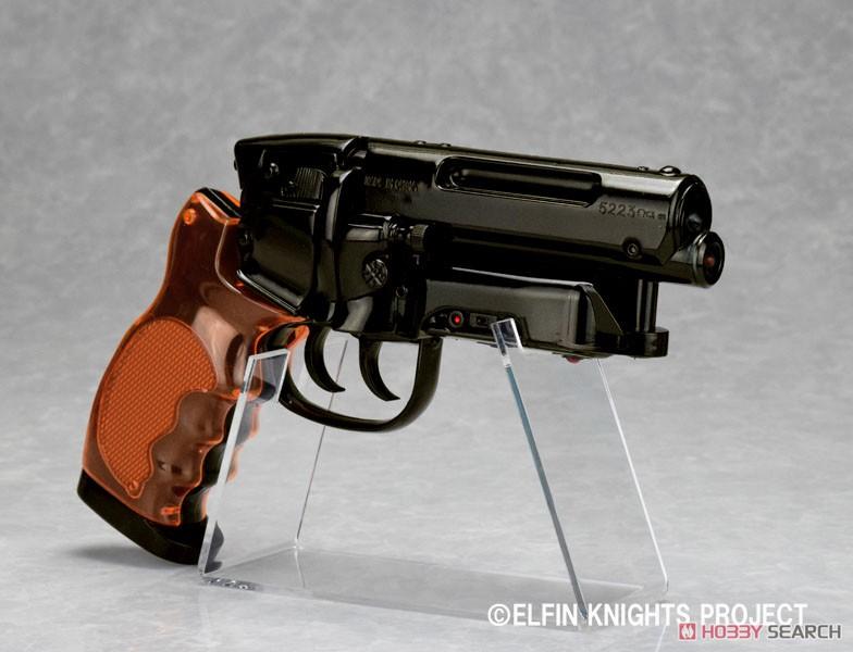 REAL FORM Water Gun 第7弾『高木型弐〇壱九年式爆水拳銃 Vol1.5 Last end スチールブラック』1/1 ウォーターガン-003