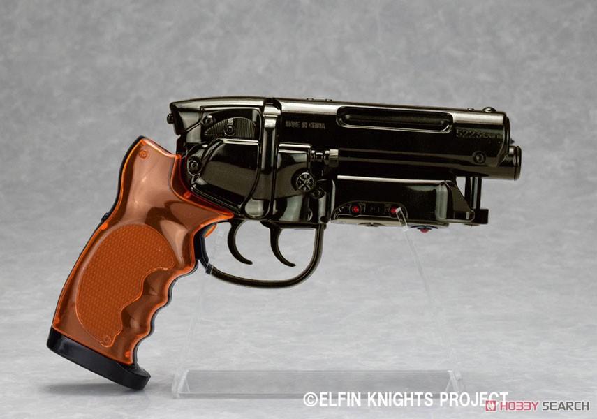 REAL FORM Water Gun 第7弾『高木型弐〇壱九年式爆水拳銃 Vol1.5 Last end スチールブラック』1/1 ウォーターガン-004