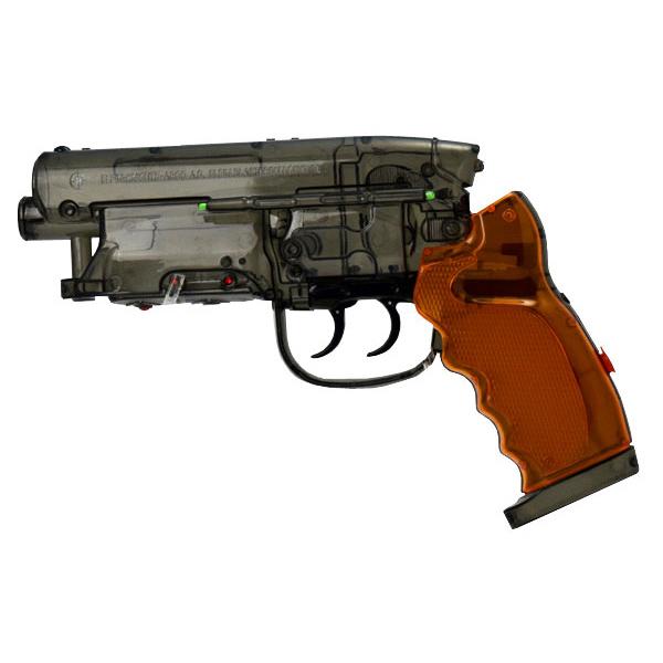 REAL FORM Water Gun 第7弾『高木型弐〇壱九年式爆水拳銃 Vol1.5 Last end クリアブラック』1/1 ウォーターガン
