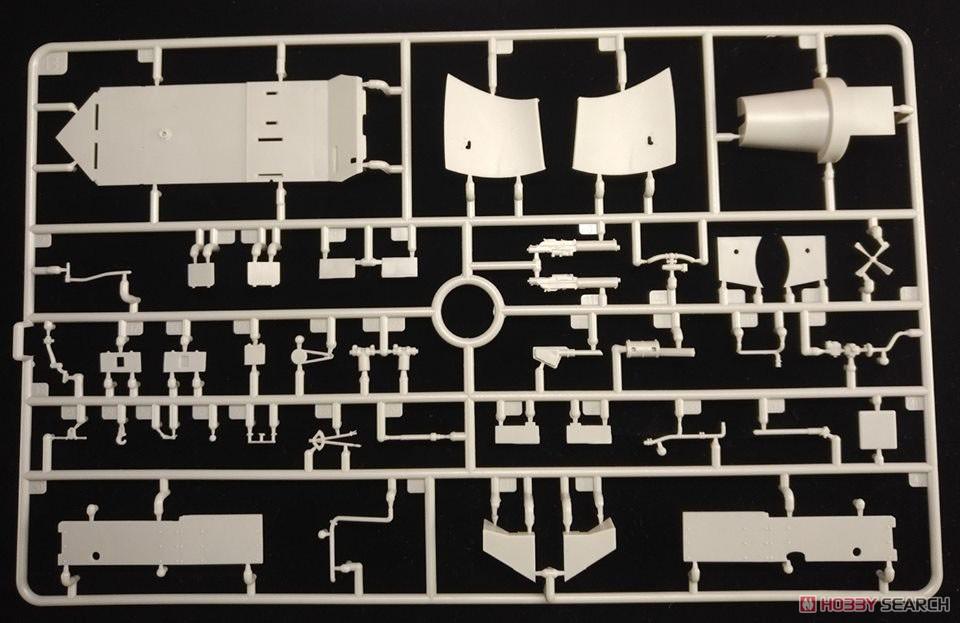 1/35『ロムフェル装甲車』プラモデル-011